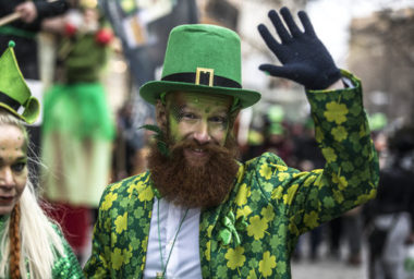 Oslavy svatého Patrika opět v Praze a dalších městech