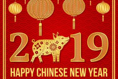 Novoroční čínská gastronomie