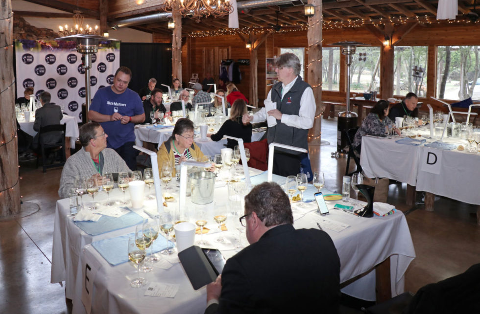Texas International Wine Competition 2019