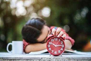 4 stravovací tipy bojující s jarní únavou