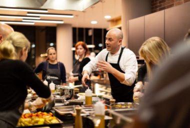 Bistrotéka Valachy rozjíždí ve Zlíně školu vaření