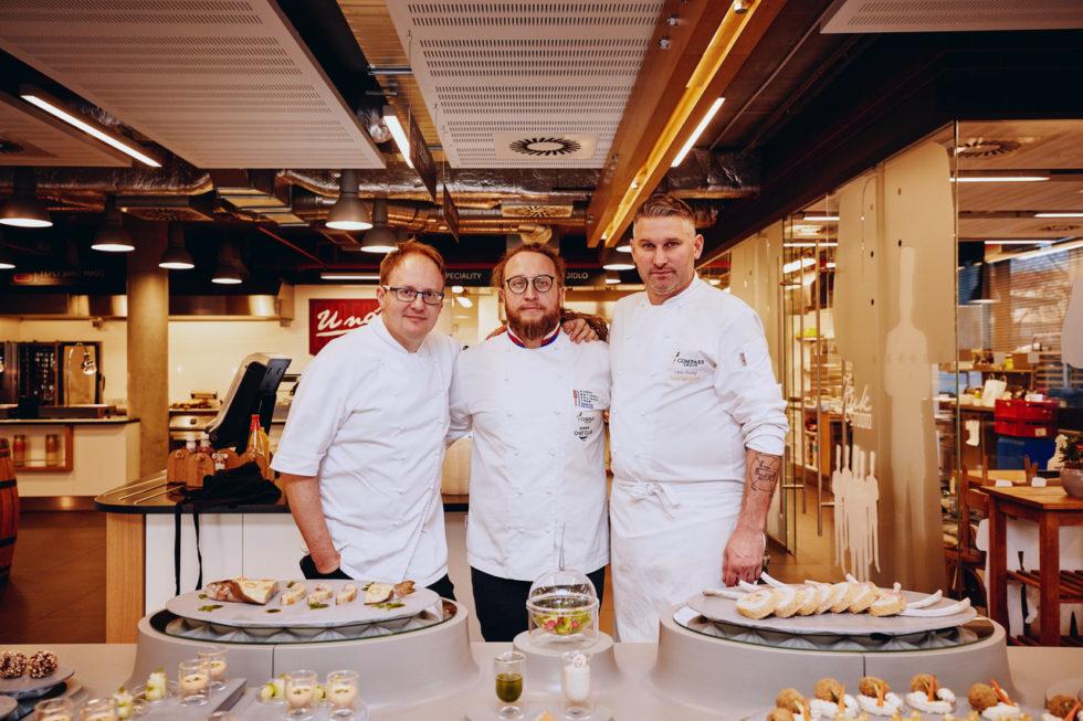 národní tým kuchařů