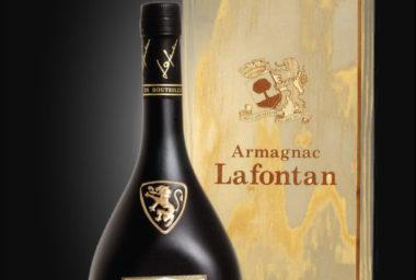 Limitovaná 30letá edice armaňaku Lafontan