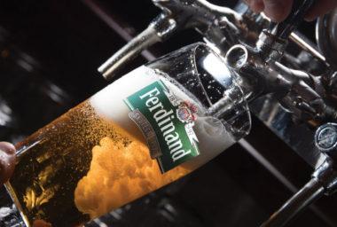 Pivovar Ferdinand už přes sto dvacet let vyrábí poctivé pivo