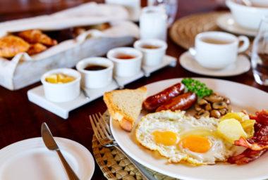 Trendy hotelových snídaní