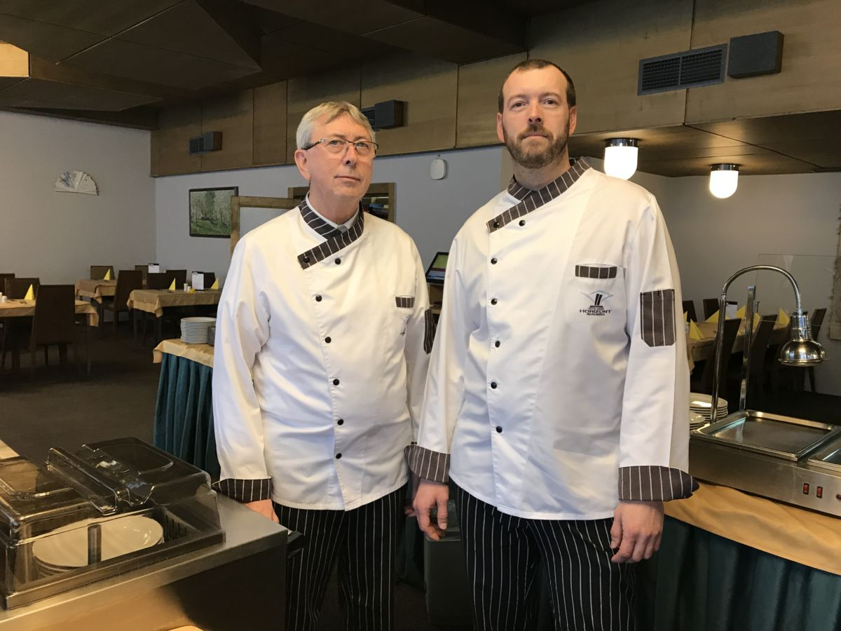 Dva šéfkuchaři – jedna krev
