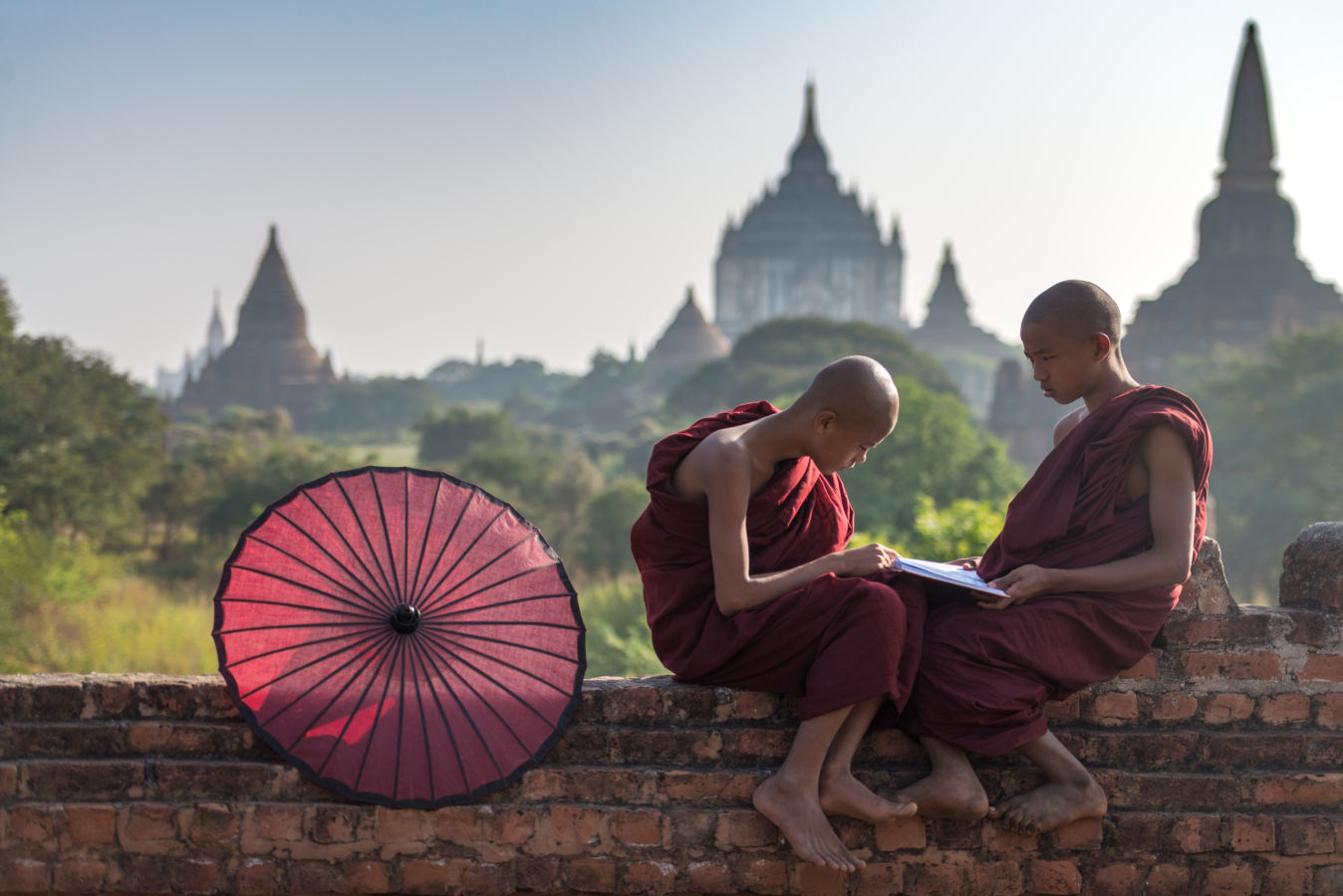 Myanmar, země tisíce pagod