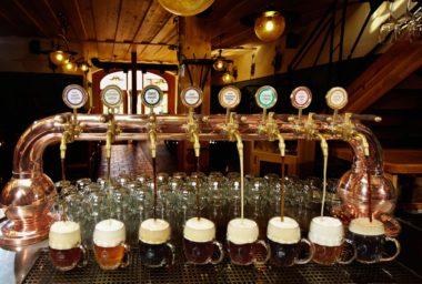 Nová mapa provede pivaře po Středočeském kraji
