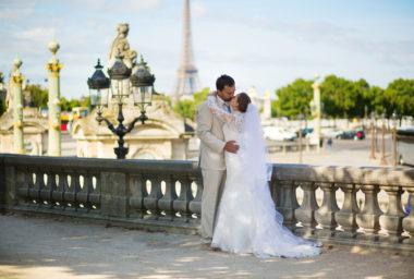 Na francouzské svatbě
