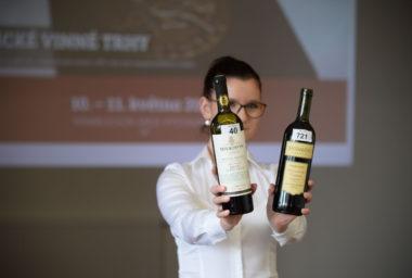 Valtické vinné trhy odhalily své šampiony. Kdo se stal letos mistrem vín?