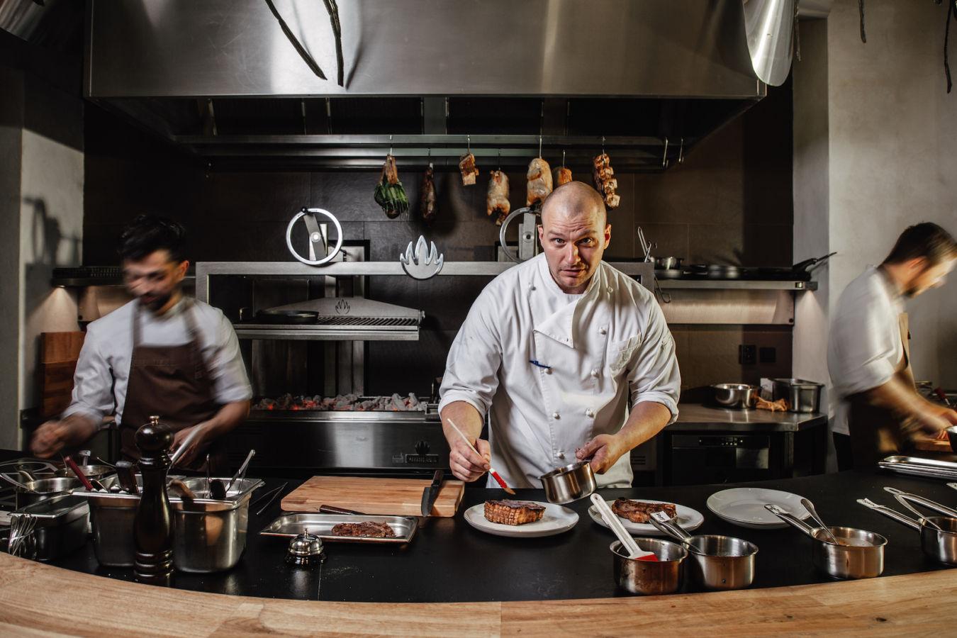 Známá restaurace La Gare mění název i design, kvalita zůstává