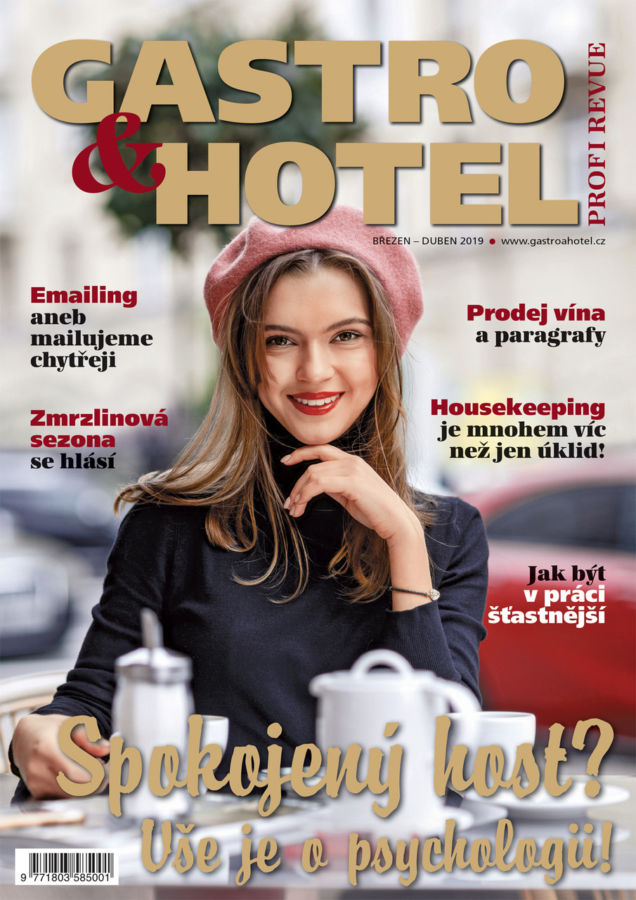 Gastro&Hotel profi revue 02/2019