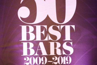 Organizace The World's 50 Best Bars oslavila desetileté jubileum
