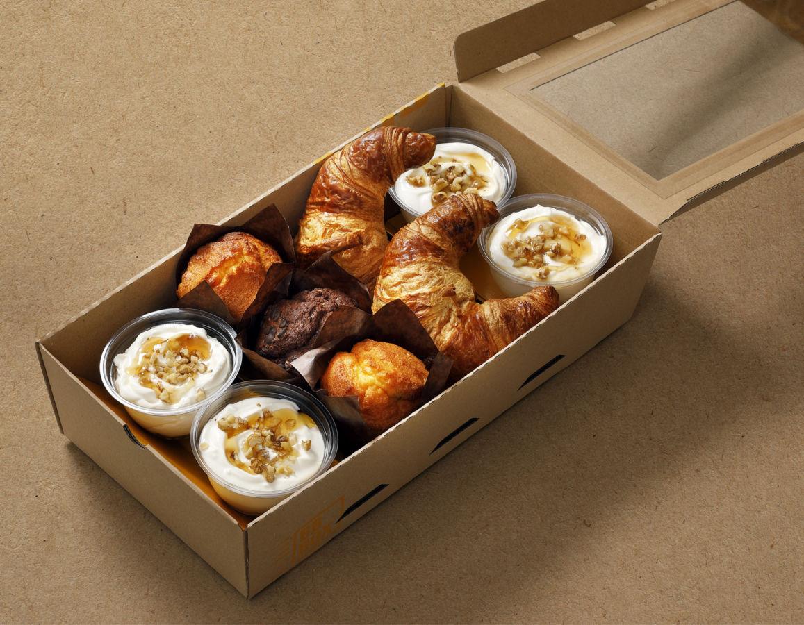 BB Box od Bageterie Boulevard nově se snídaněmi, ve vybraných městech zavádí brzký ranní rozvoz