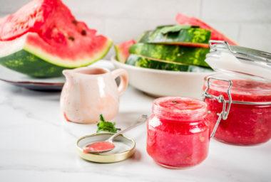 Osvěžující letní džemy