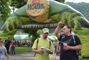 Pivovarská čtvrtka láká turisty  z celé republiky