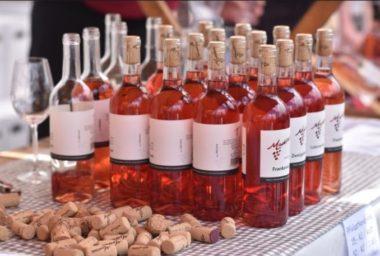 Na Rašínově nábřeží proběhne v polovině května osmý ročník oblíbeného vinařského festivalu