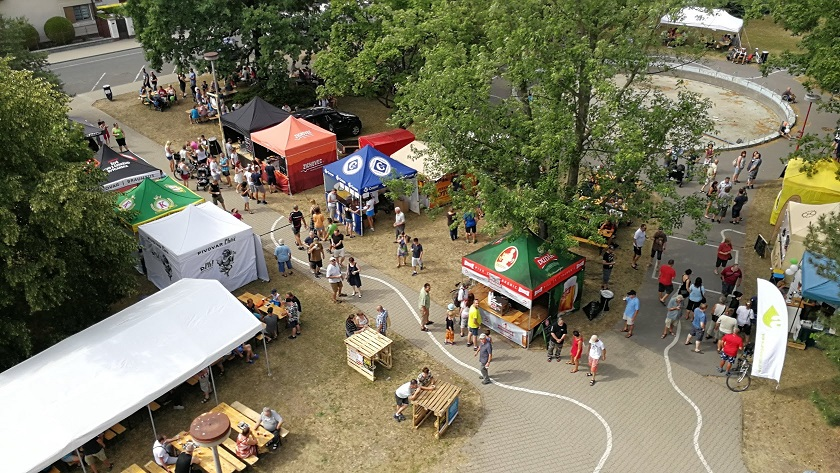 Na 50 druhů piv z 16 pivovarů se představí na třetím ročníku Festivalu piva v Neratovicích