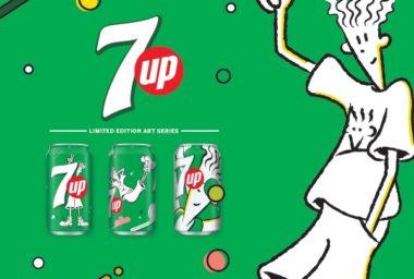Letní kampaň 7Up vrací na scénu ikonickou postavičku Fido Dido