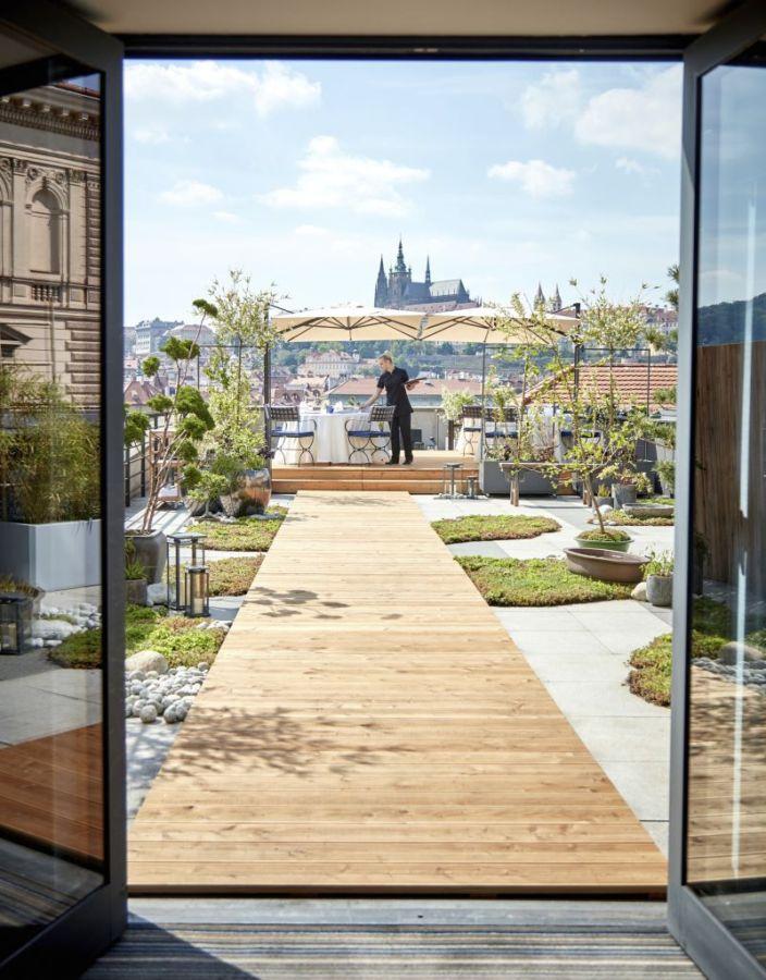 Four Seasons Hotel Prague představuje dvojici pop-up restaurací