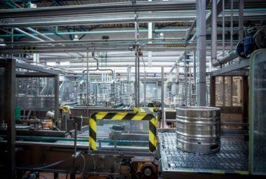 Radegast patří v šetření s vodou k nejlepším na světě. Na výrobu jednoho půllitru piva potřebuje jenom 1,26 litru vody
