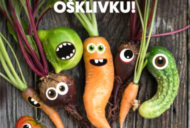 """Zachraňte ošklivky! Rohlik.cz opět spustil prodej """"křivé"""" zeleniny"""
