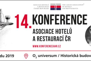 Pozvánka na 14. konferenci AHR ČR
