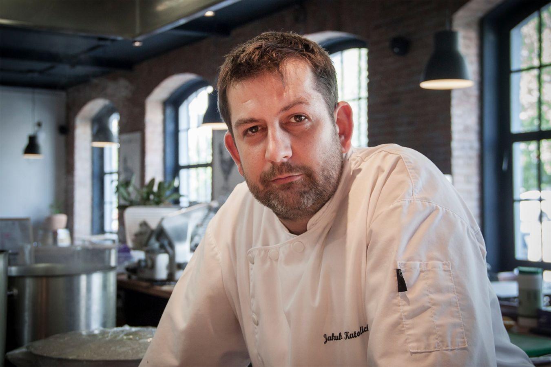 Šéfkuchař Jakub Katolický představuje nové podzimní menu