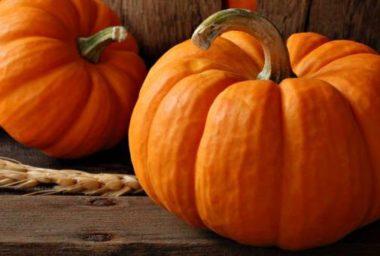 Podzimní dýňové recepty