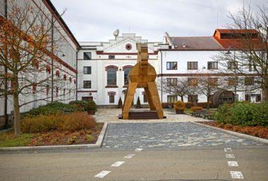 Víkendový tip z Pivovaru Velké Popovice: Svatomartinský pivovar s bílým kozlem a bohatou degustací piva 9. – 10. 11.