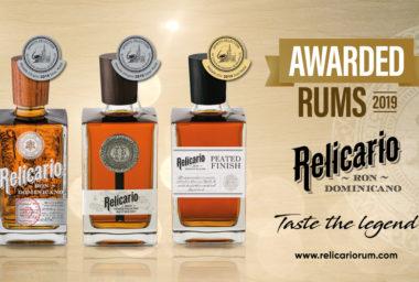 Rum Relicario byl oceněn zlatou medailí
