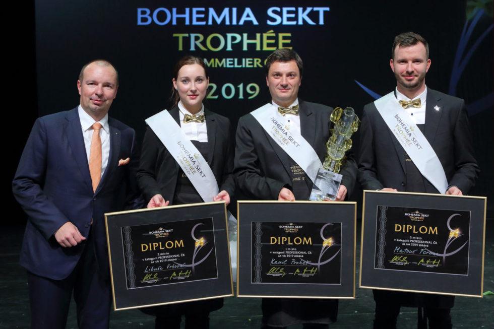 BOHEMIA SEKT Trophée