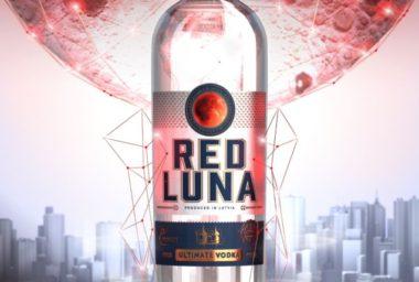 Vodka Red Luna, novinka na českém trhu