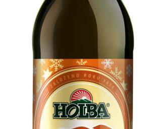 Holba Polotmavá 13 obohatí nabídku vánoční piv.