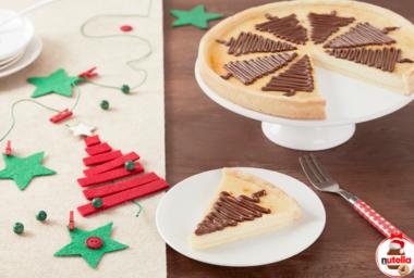 Netradiční vánoční cukroví s pomazánkou Nutella®