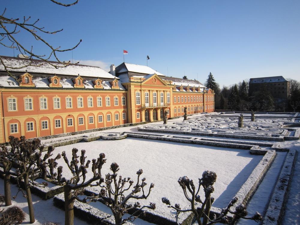 Na zámku Dobříš se 7. prosince uskuteční Vánoční trh