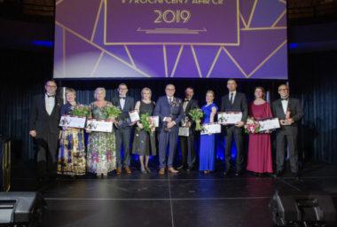 Nejlepší hoteliéři byli oceněni v Praze