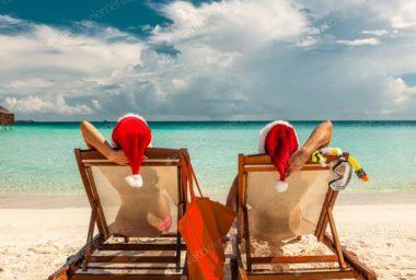 Vánoce či Silvestr za hranicemi vlasti: Češi si svátky užívají na sněhu i na písku, vede Rakousko s Egyptem