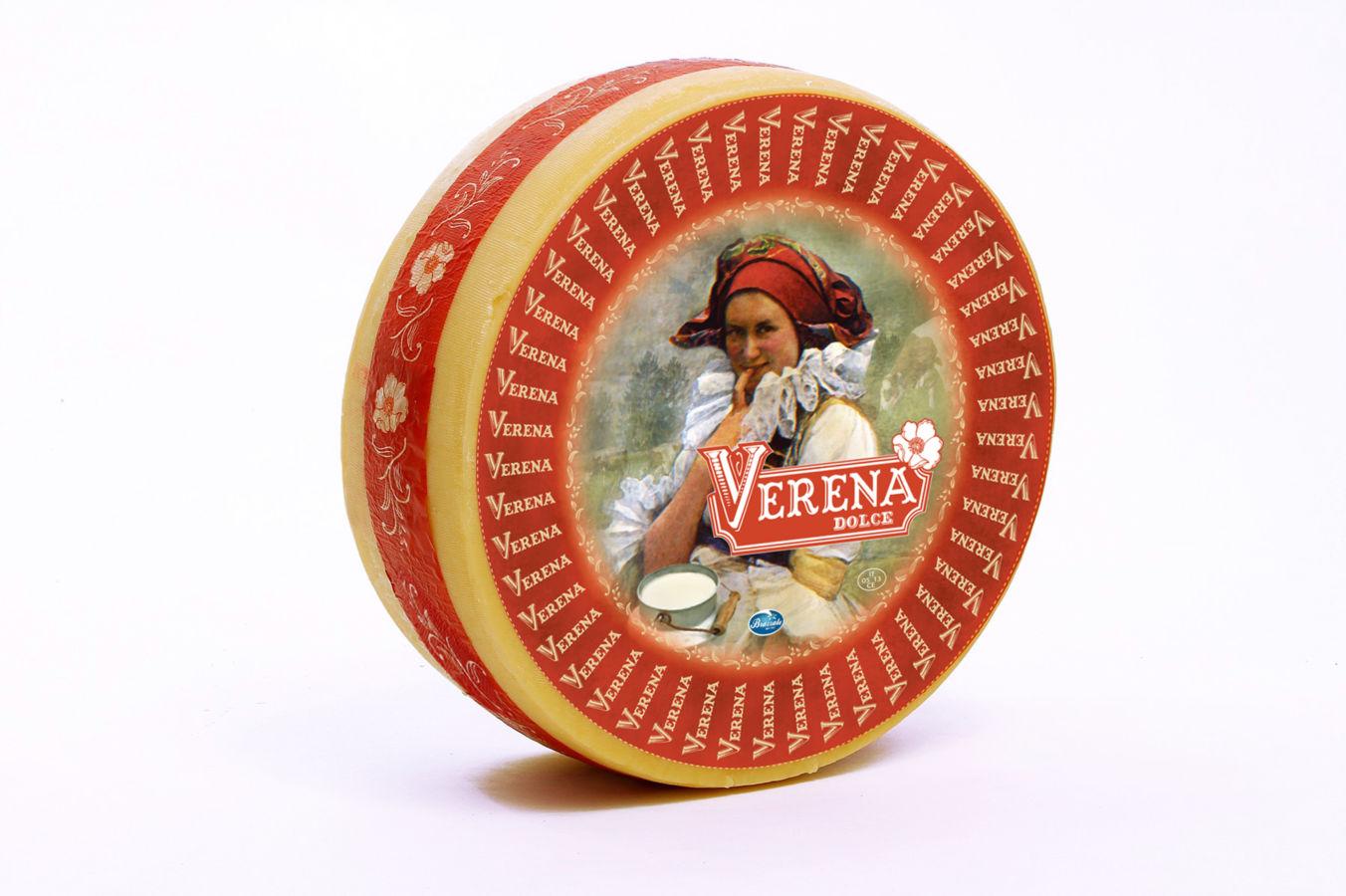 Verena dolce: Sýrový poklad mnoha tváří
