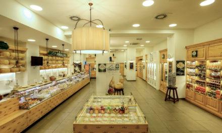Oblíbená sýrárna La Formaggeria Gran Moravia nově doveze potraviny až k vám domů