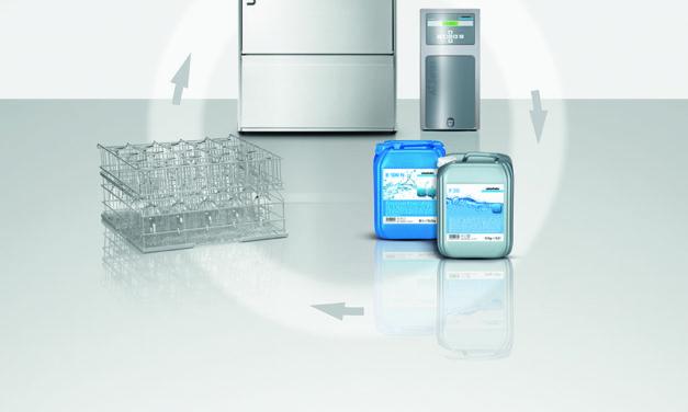 Sdělení pro gastroprovozy: Zvýšení hygienické bezpečnosti mytého nádobí