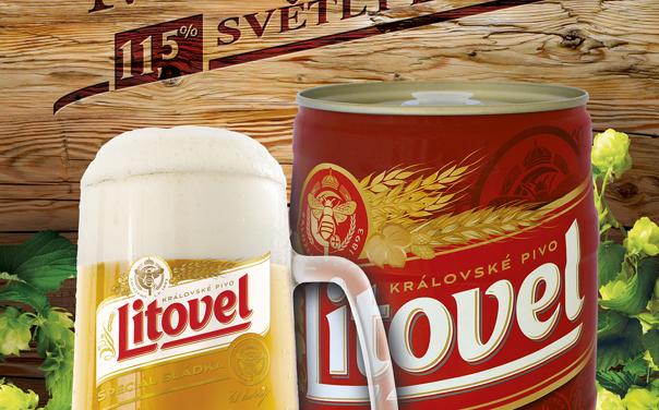 Pivovar Litovel uvařil novinku Májový ležák