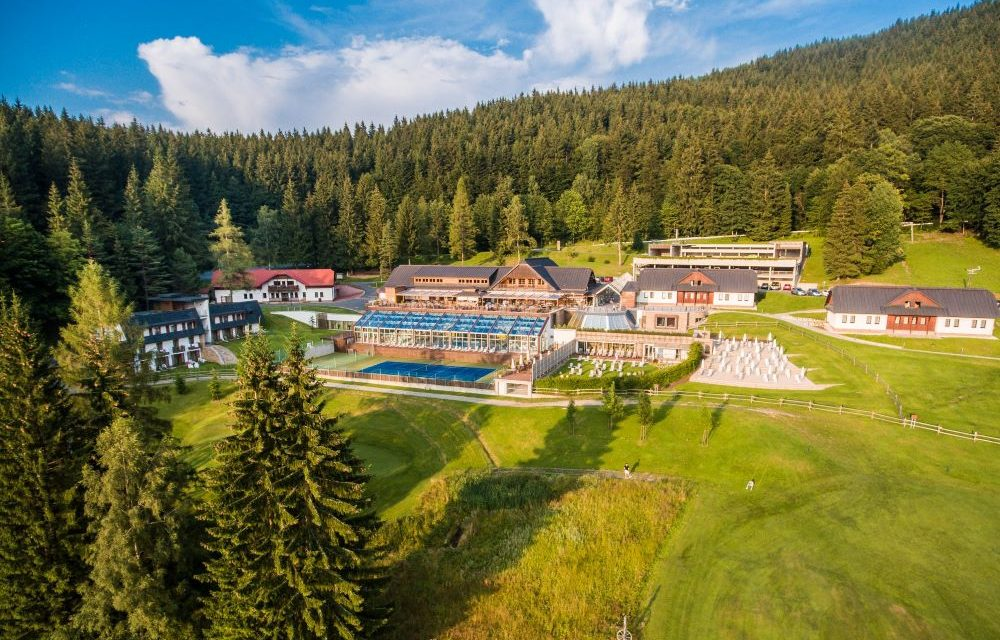 Hotely Resortu Valachy opět ožívají, jako první se ve středu 27. května otevřel Horal