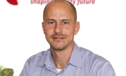 """""""Nevidíme důvody pro navyšování cen,"""" říká Tomáš Kostelka, Area Sales Manager z dceřiné společnosti Vandemoortele."""