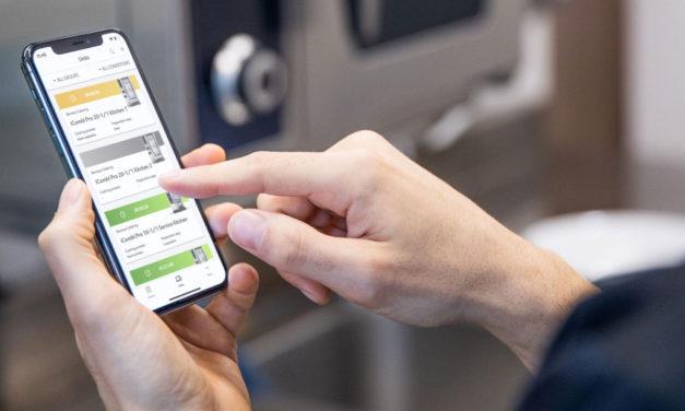 ConnectedCooking od společnosti RATIONAL –Aplikace pro správu digitální kuchyně