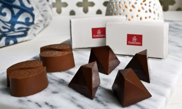 Oslavte s Emirates Světový den čokolády sladkým potěšením