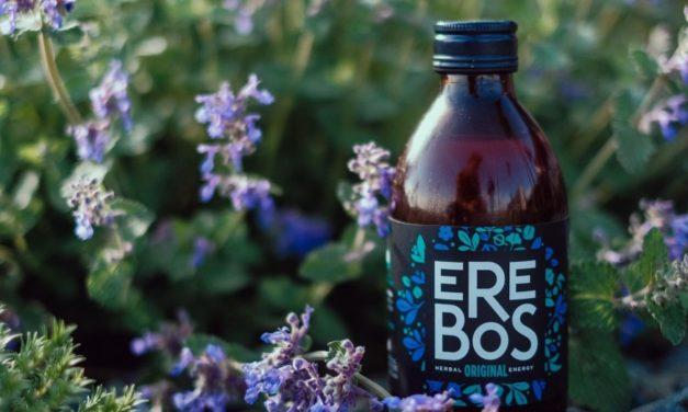 Bylinné drinky Erebos vstupují na trh s novým složením i vizuálem