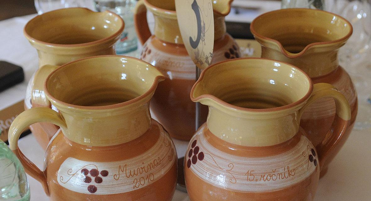 Muvina Prešov 2020 – informace pro vinaře