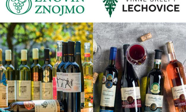 ZNOVÍN ZNOJMO distributorem Vinných sklepů Lechovice