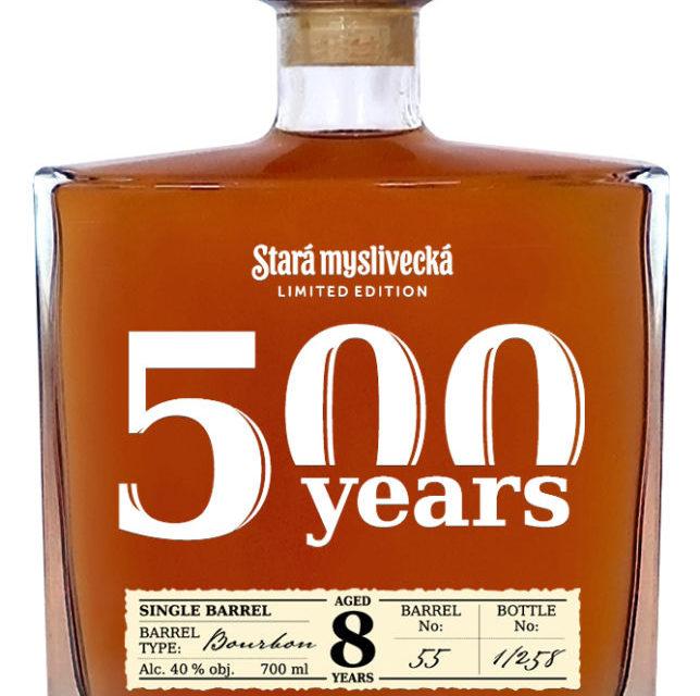 Stará žitná myslivecká dobyla Londýn a získala mezi whisky ocenění Master